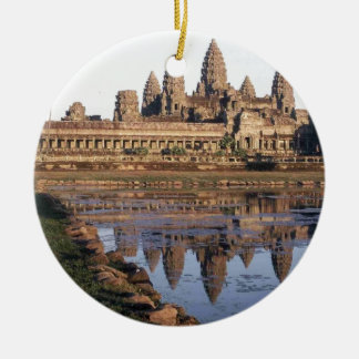 -Angkor-Wat-[kan.k] Christmas Ornament