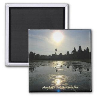Angkor Wat Morning Magnet