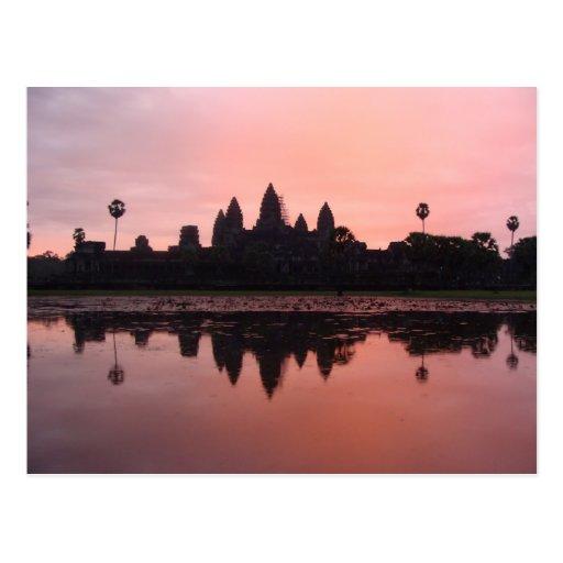 Angkor Wat Postcards