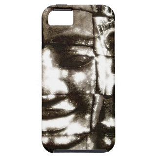 Angkor Wat Smiling Face iPhone 5 C-M Tough™ Case