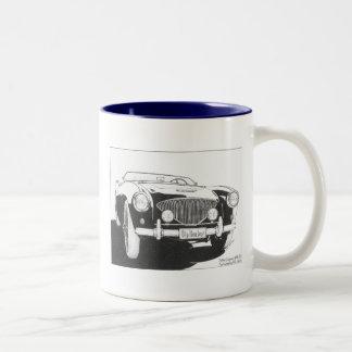 Anglaises-Healey Two-Tone Coffee Mug