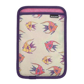 Angle Fish iPad Mini Sleeves
