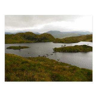 Angle Tarn Postcard