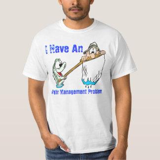 Angler Management Problem T-Shirt