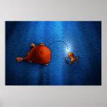 Anglerfish Posters