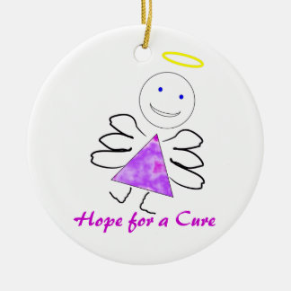 Angles for a Cure Ornament 2010