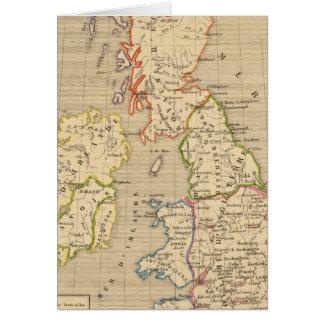 Angleterre, Ecosse & Irlande en 900 Card