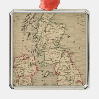 Angleterre, Ecosse, Irlande et Man 1100 a 1280 Christmas Ornament