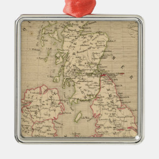 Angleterre, Irelande & Ecosse 1281 a 1400 Christmas Ornament