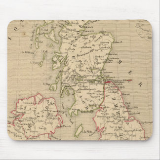Angleterre, Irelande & Ecosse 1281 a 1400 Mouse Mat