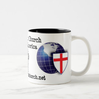 Anglican Church in North America Two-Tone Coffee Mug