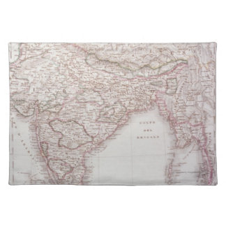 Anglo-Indian Empire Placemat