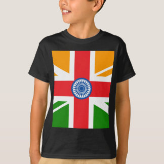 Anglo Indian Flag Tees