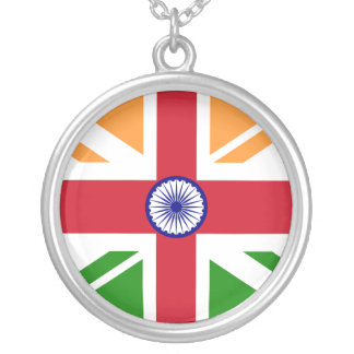Anglo Indian Indentity, Hungary Custom Necklace