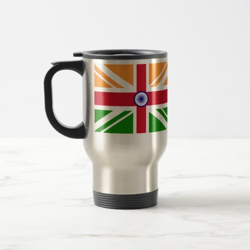 Anglo Indian Indentity, Hungary Mug