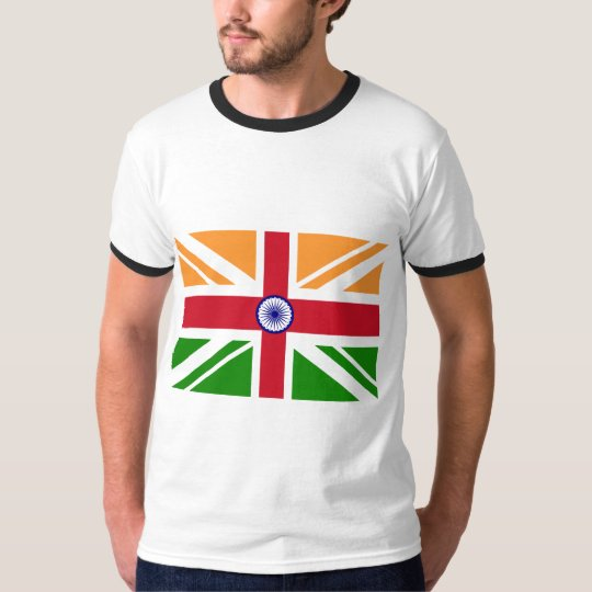Anglo Indian Indentity, India T-Shirt