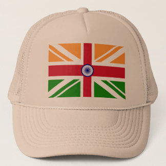 Anglo Indian Indentity, India Trucker Hat