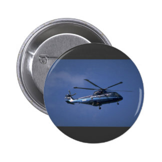 Anglo-Italian EH101, transport helicopter Pinback Button