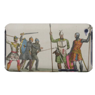 Anglo-Saxon Warriors, plate 14 from 'The History o iPod Touch Case-Mate Case