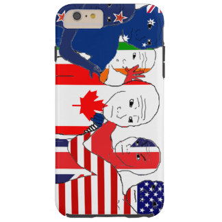 Anglosphere feels tough iPhone 6 plus case
