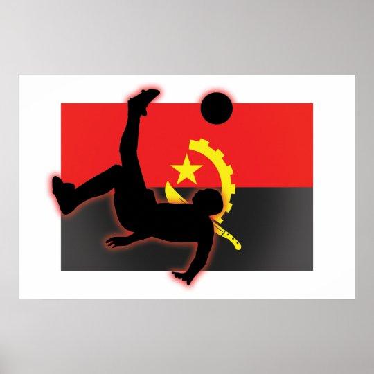 Angola Bicycle Kick  Poster