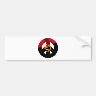 Angola Bumper Sticker