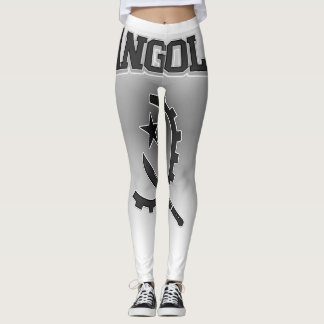Angola  Coat of Arms Leggings