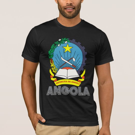 Angola Coat of Arms T-Shirt