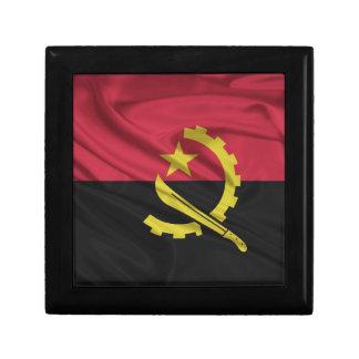 Angola Estojo Para Jóias