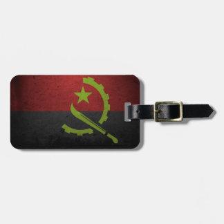 Angola Etiqueta Para Bagagem