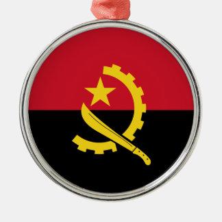 Angola Flag Ornament