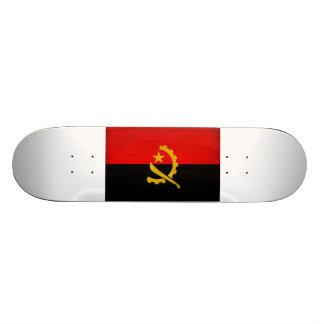 Angola Flag Skateboard Deck