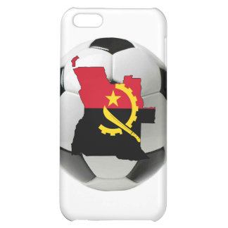 Angola football soccer iPhone 5C covers