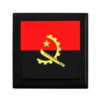 Angola Porta Trecos