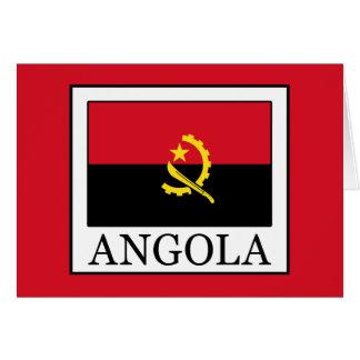 Angola Greeting Card