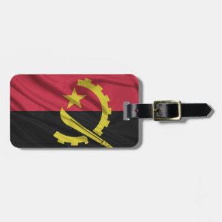 Angola Etiquetas Para Bagagens