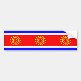 Angola (Proposal), Angola flag Bumper Stickers