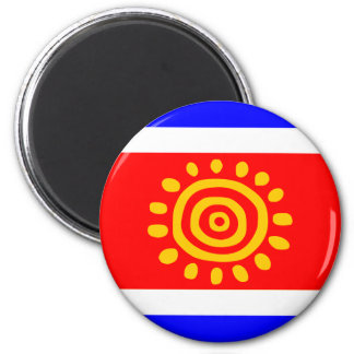 Angola (Proposal), Angola flag Refrigerator Magnet