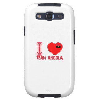 angolan team sports designs galaxy s3 covers