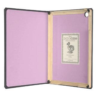 Angora Pink Template Dodo Case iPad Air Cover