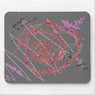 ANGRY - 13.05.07 MOUSE PAD