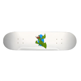 Angry Attack Dragon Skateboard