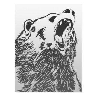 _angry_bear_ postcard