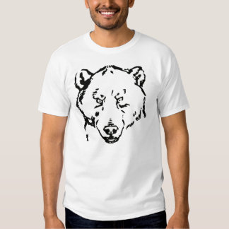 Angry Bear T Shirt