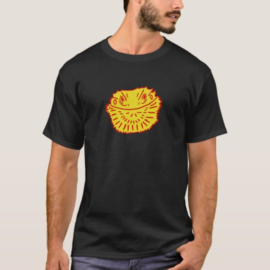 Angry Bearded Dragon T-Shirt