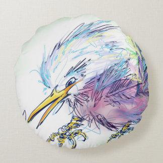 Angry Bird Pillow Digital Art