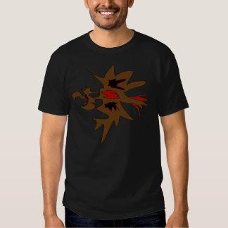 """Angry"" bird T-shirt"