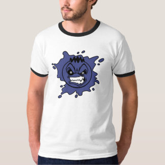 Angry Blueberry Men's T-Shirt