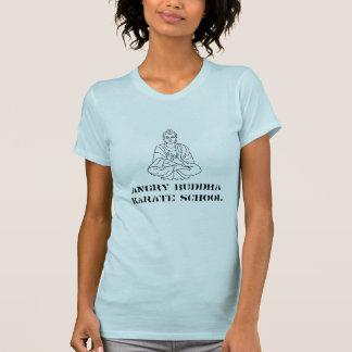 ANGRY BUDDHA KARATE SCHOOL T-Shirt