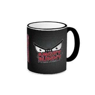 Angry Bunny Binder 1 Mug